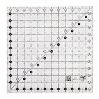 Creative Grids 12 1/2 in x12 1/2 Ruler