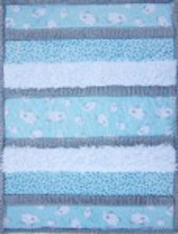 Shannon Fabrics Sleepytime Cuddle Quilt Kit