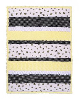 Shannon Fabrics Bee Happy Cuddle Quilt Kit