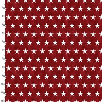 American Spirit 16064 Red Stars