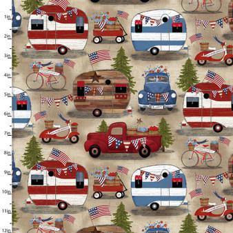 American Spirit 16063 Campers