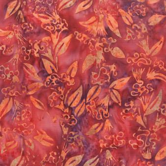 Vine Orange Batik 222Q-1