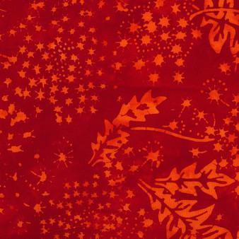 Florence-509 Red Batik