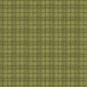 Woolies Flannel Green 18502-G