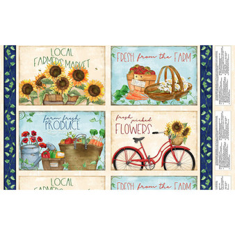 Country Road Market Placemat Multi