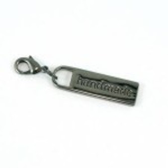 EBPULL-1GM Zipper pull Gunmetal