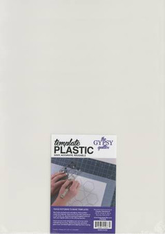 Template Plastic 14in x 20in 4ct