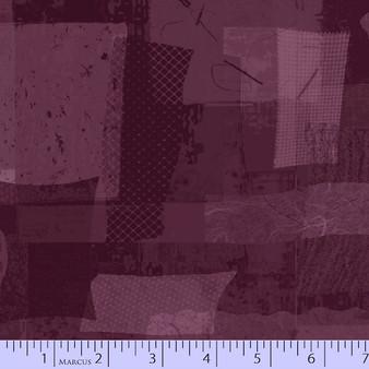 Scrap Heap 1035 Purple