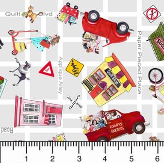 It's A Shop Hop 1649-27554-K