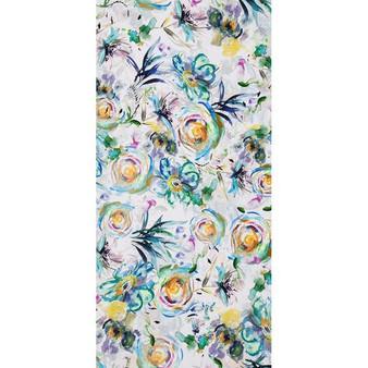 Big Watercolor Sun Floral S4755-550