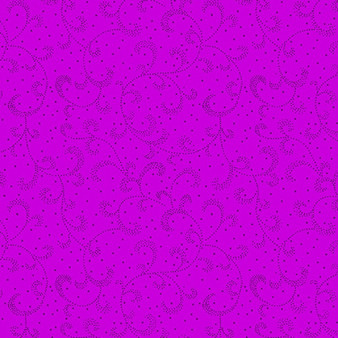 Swirling Scroll Boysenberry (Color Theory Basic) 09805-26