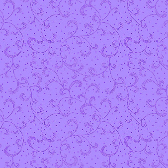 Swirling Scroll Lilac (Color Theory Basic) 09805-62