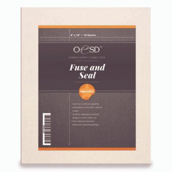 OeSD Fuse and Seal Cutaway sheets
