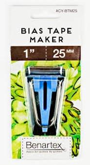 """Bias tape Maker 1"""" (25mm) Benatex"""
