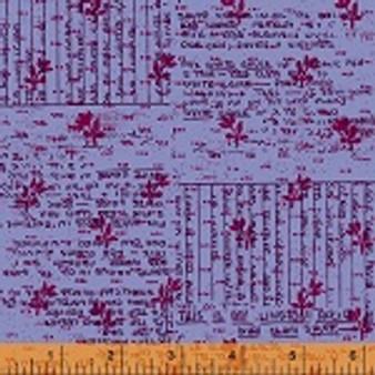 Norma Rose Recipe Cards Lavender 52012-5
