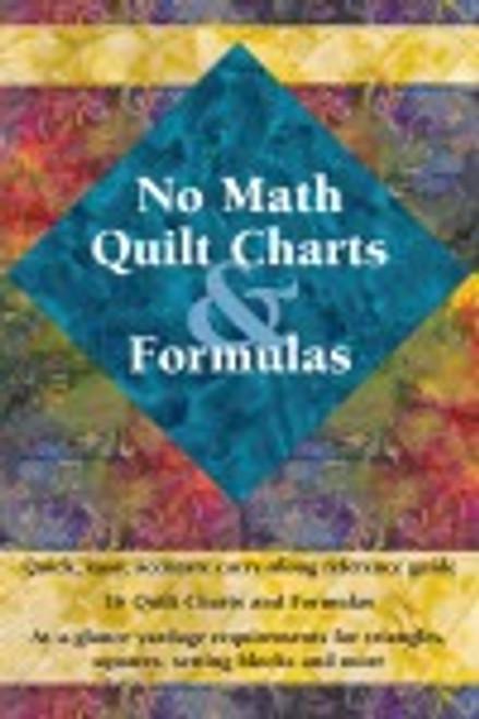 No Math Quilt Charts Formula