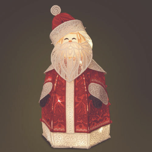 Freestanding Santa Claus