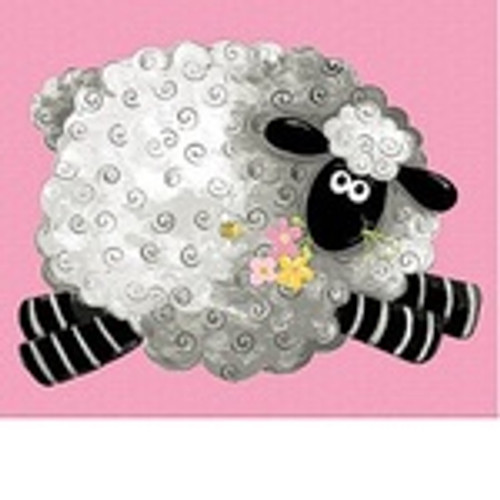 Lal the Lamb Panel