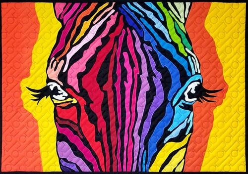 Ze Coat of Many Colors Valerie Funk