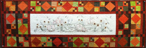Along the Fence Table Runner