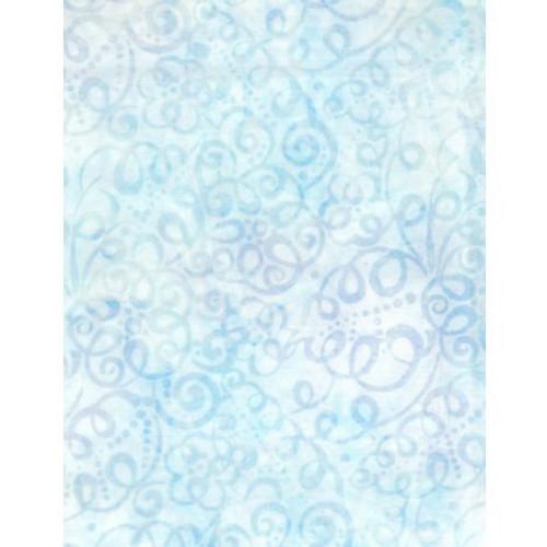 Batik 22231-140 Lt. Blue Loops