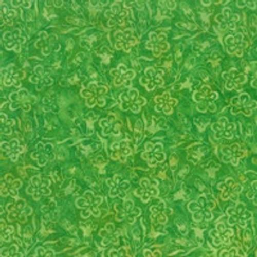 Batik 22235 775 Green Floral