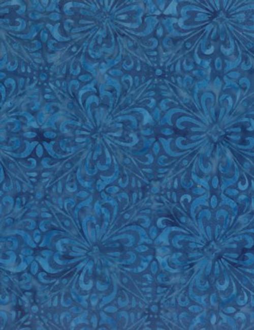 22209-449 Blue Batik