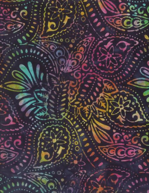 Rainbow Paisley 22243-453