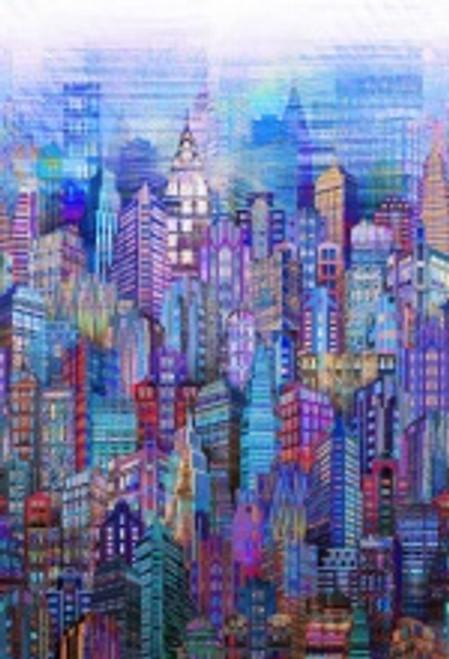 Skylines Blue N4234