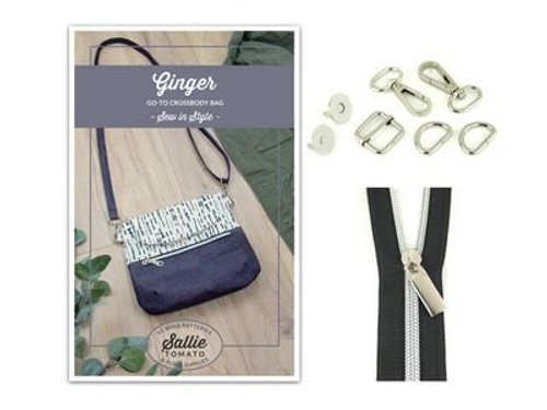Ginger Purse of the Month Kit