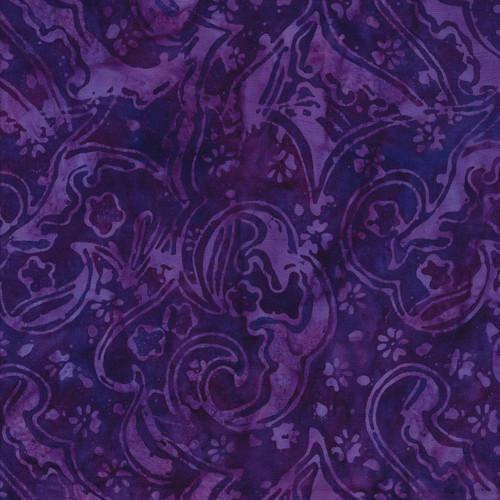 Sisters-478 Purple Batik