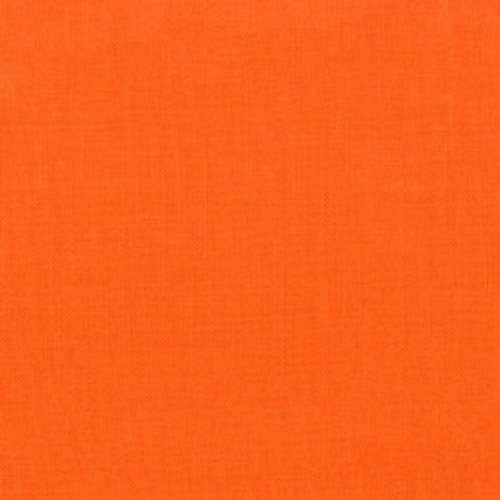 Cotton Couture Solid - Tangerine