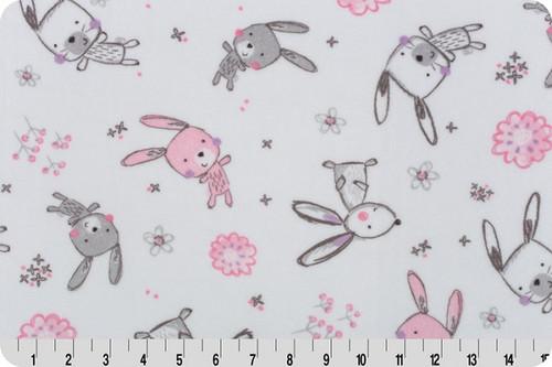 Bunny Hop Cuddle - Blush