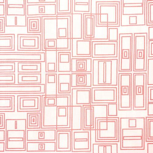 Circuit Board Coral/ White 01639-21