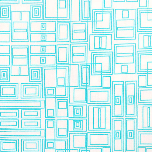 Circuit Board Turquoise/White 01639-83