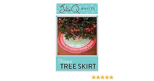 Strippy Tree Skirt