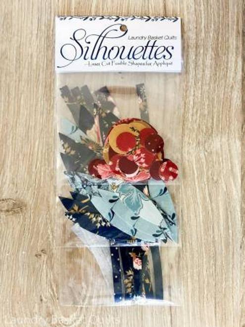 Super Bloom Silhouettes for Applique