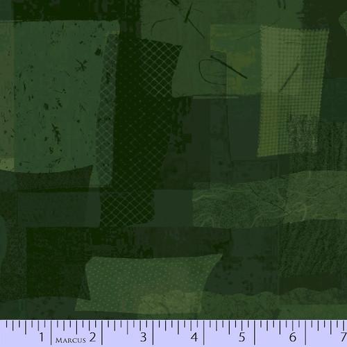 Scrap Heap 1015 Dark Green