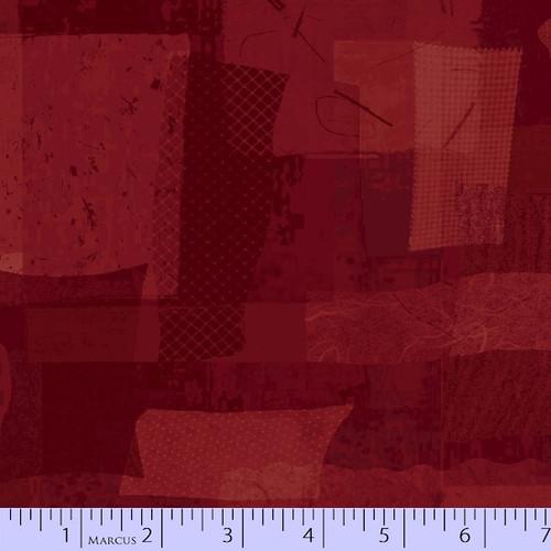 Scrap Heap 1023 Red