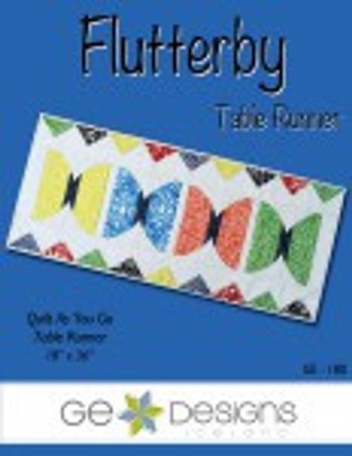 Flutterby Table Runner