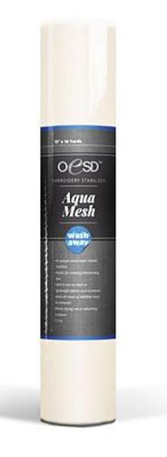 "Aqua Mesh Wash Away 15""x10"