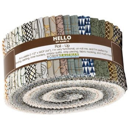 Neutral Colorstory RU-951-40 Jelly Roll