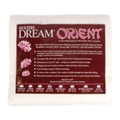 Quilter's Dream Orient Select Natural Double 96 x 93