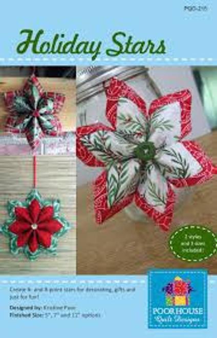 Holiday Stars Pattern