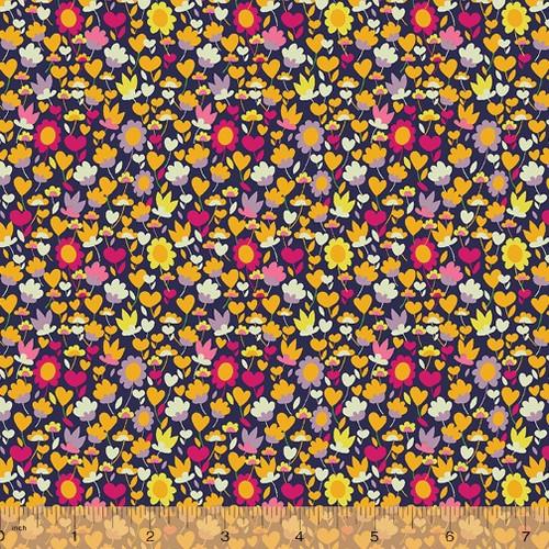 Solstice Buttercup - Cotton Lawn
