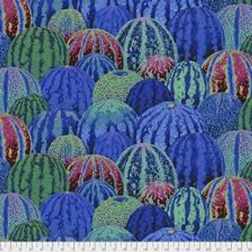 Watermelons-Blue Kaffe PWPJ103.BLUE