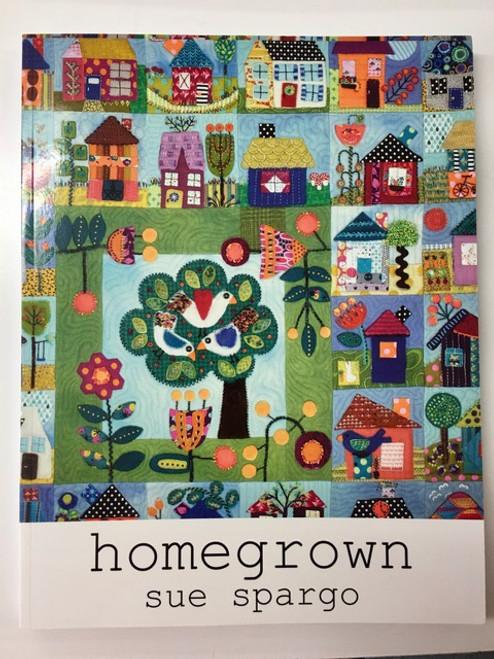 Homegrown Sue Spargo Book