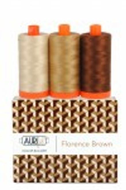 October Color Builders Club Brown