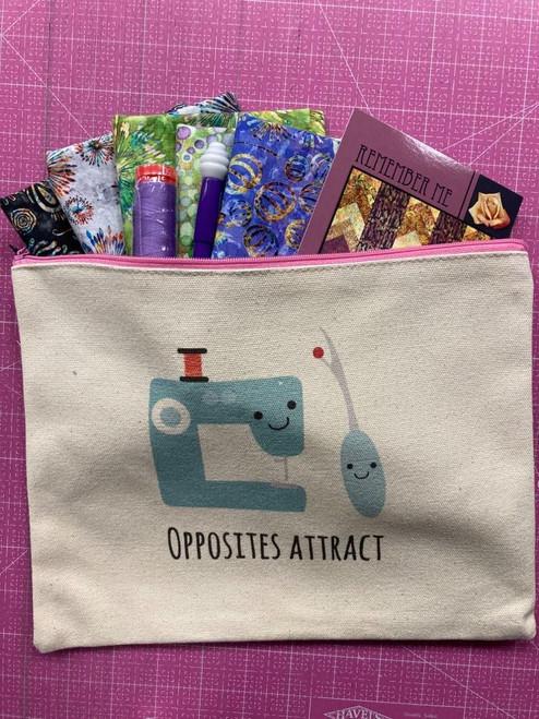 Opposites Attract Fat Quarter Bundle Gift