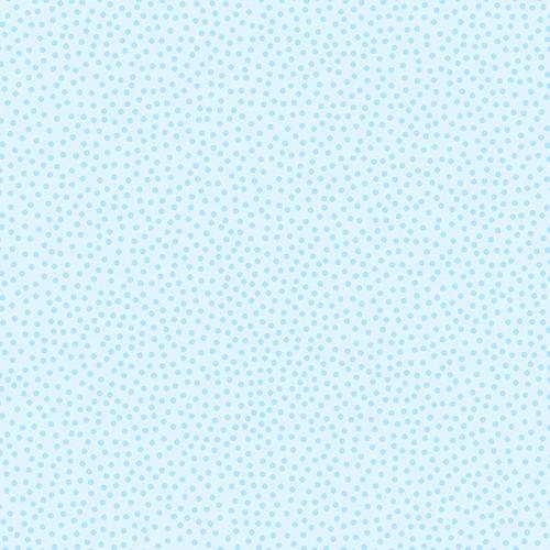 Hippity Hoppity Dots Sky Blue 09761 05